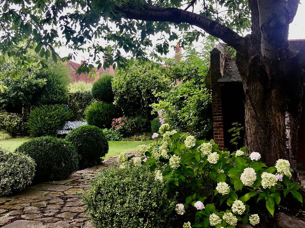Garden of Lamb House, Rye