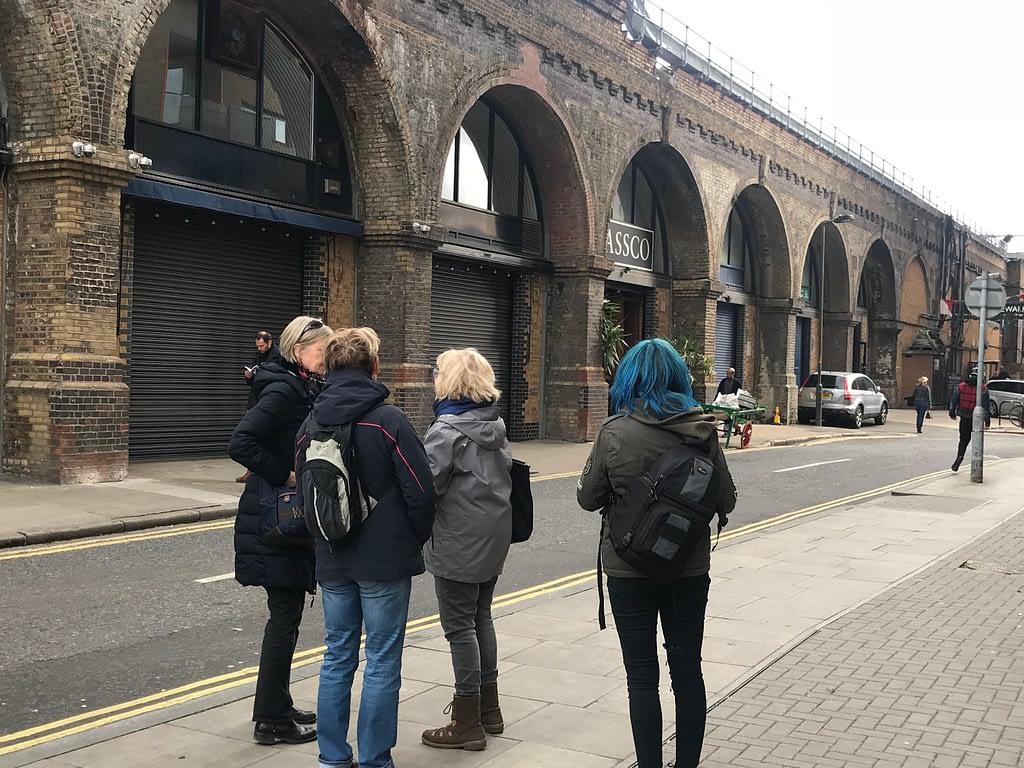 Photography walk to Bermondsey