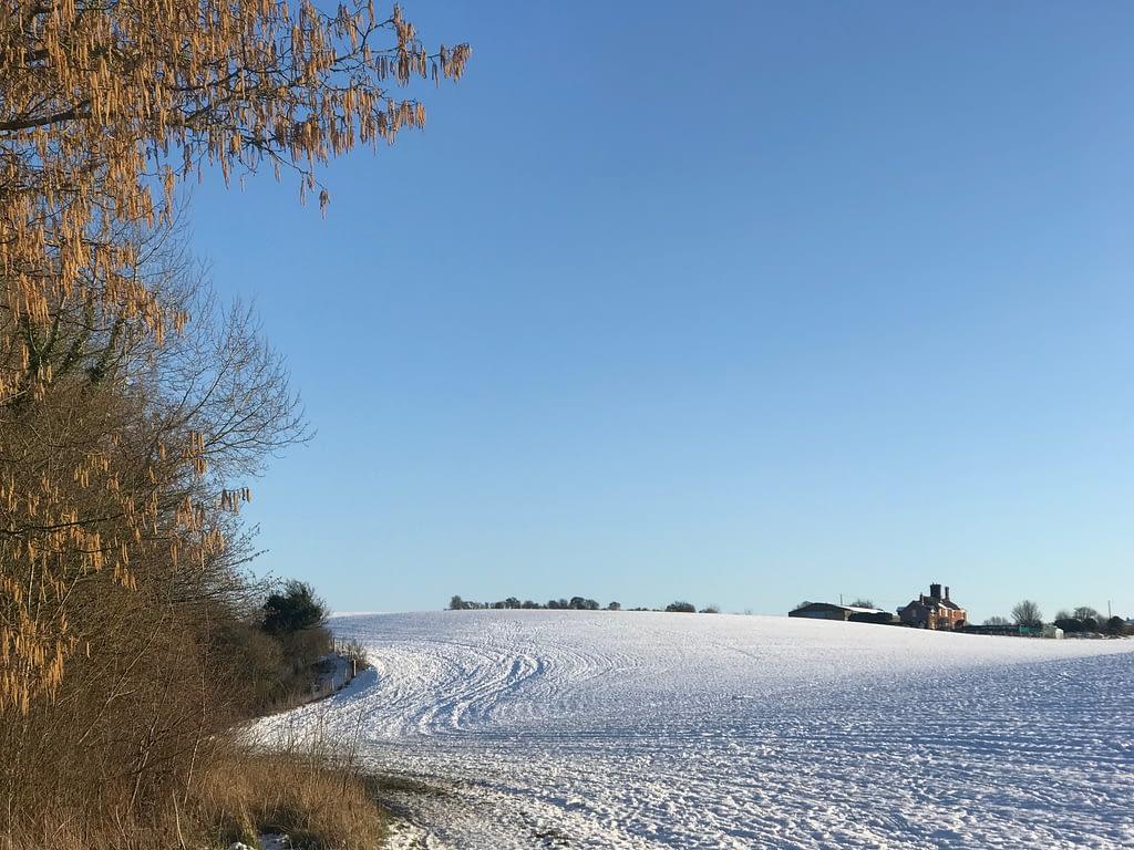 nowy walk near Whitchurch